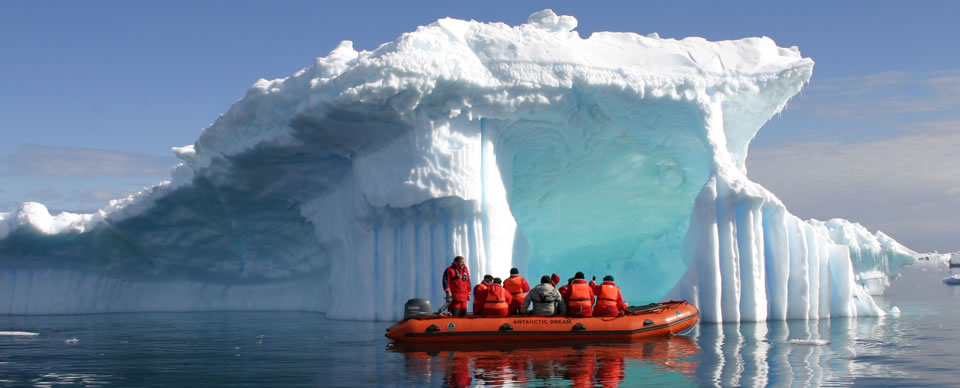 Image supplied by Antartica Dream